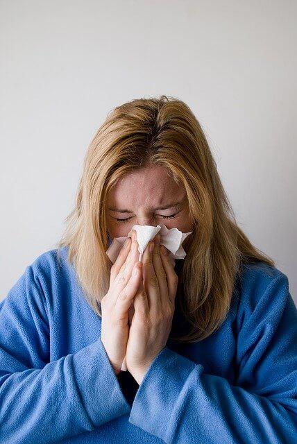 a gripe e os problemas cardiovasculares
