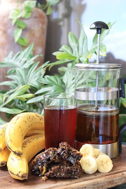 chá para perda de peso